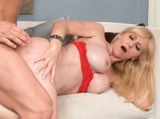 Kay's big-cock anal jam