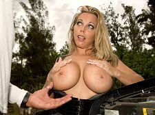 Amber Lynn Bach Is Hooked On Hooking