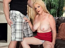 Young schlong and a creampie