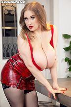 Cheryl Blossom: Her Hot Eyes Hypnotize